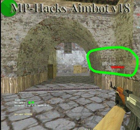 mp hacks aimbot м18